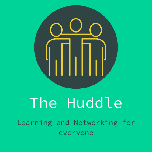 Thumbnail image or logo for the The huddle event